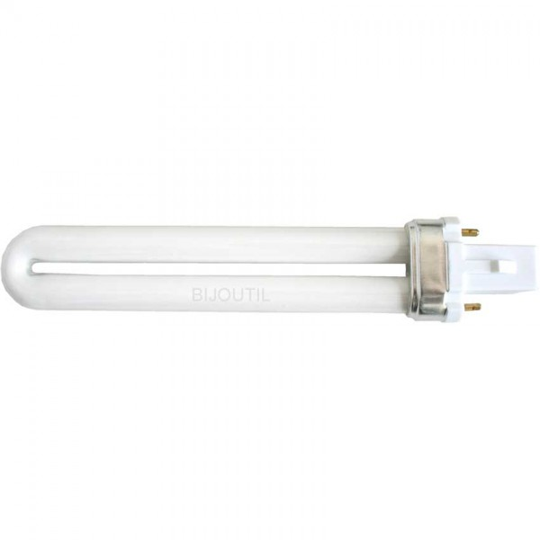 Compact-FL-Lamp 9W for 13131 / daylight 865 / L 167mm
