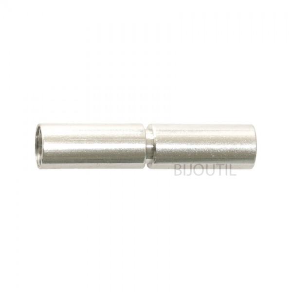 Baïonnette fermeture magnétique-platine-ø 6 MM-Bracelet fabrication