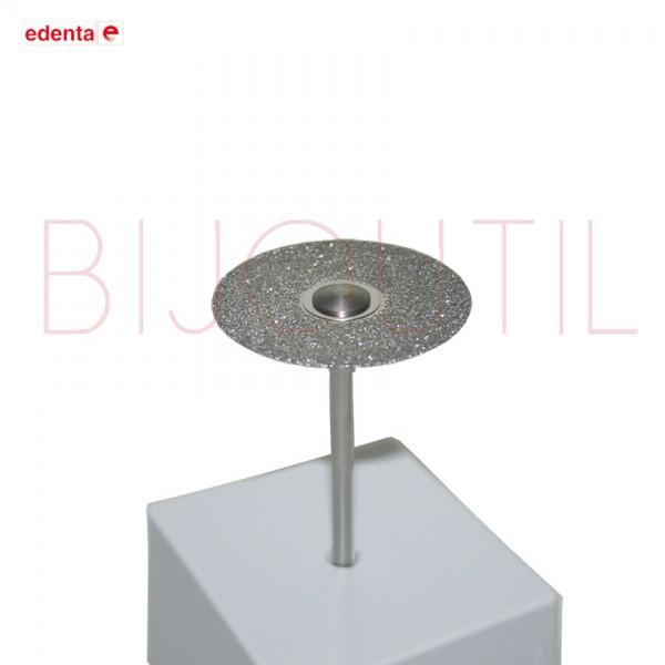 Trennscheibe diamantiert 0.30 x 22mm auf Schaft 2.34mm