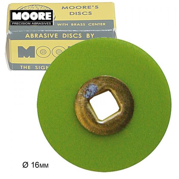 Moore-Flex polishing disc, medium Ø 16mm, Snap-On