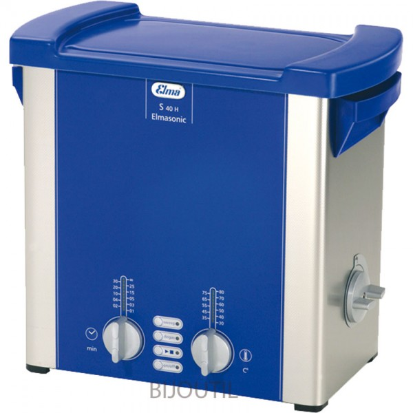 Ultrasonic cleaner S 40 H 4,25 l with cover
