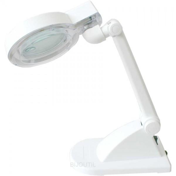 Magnifier, circular,3+8 diop., 11W