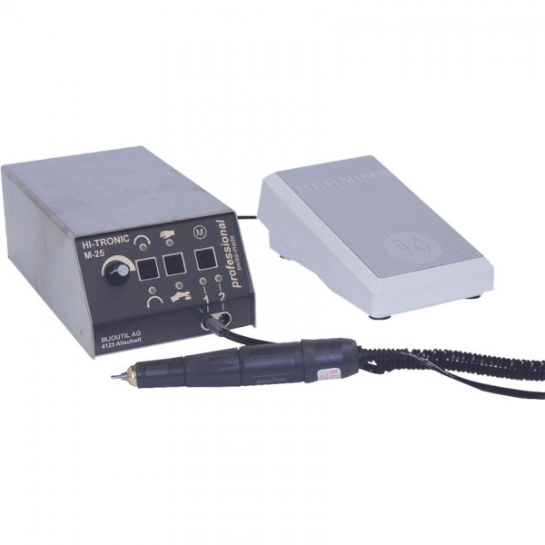 Micromotor Hi-Tronic M-25 with micromotor grey