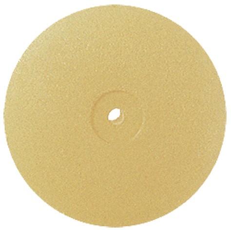 Acrypol high-gloss yellow 10X lense Ø 22.0 x 3mm