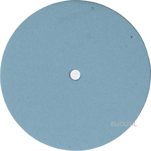 Polishing wheel blue 22x6 mm