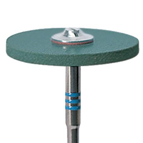 CeraGloss polisher diamond. blue wheel Ø 25.0 x 2.0 mm