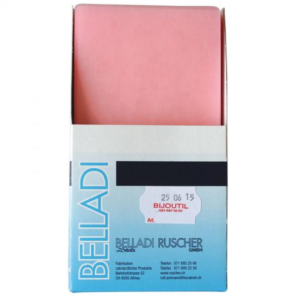 Gusswachs rosa 148x78x0,8 mm
