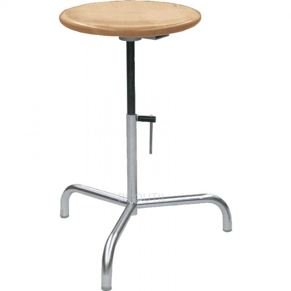 Workshop stool 42-62 cm