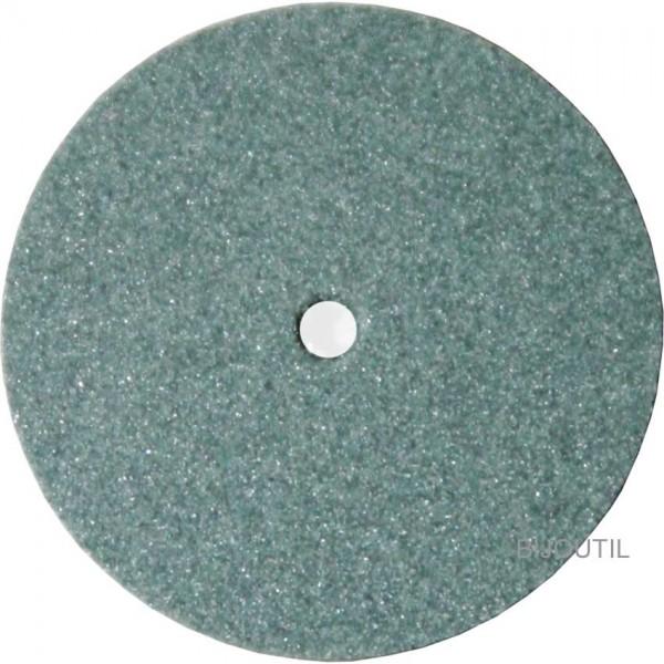 Siliconwheels grey-green 17 mm