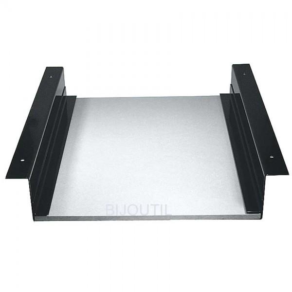 Soldering drawer steel-sheet