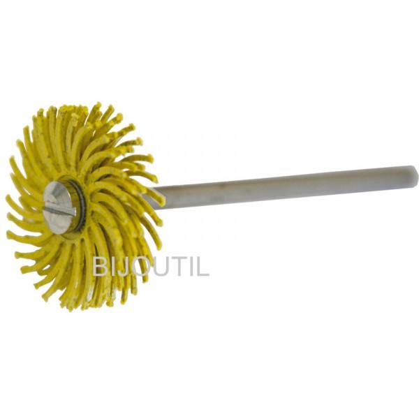 Radial-Discs 19 mm gelb K 80