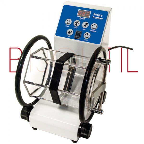 Poliertrommel 1.1 Liter 110 - 240 V