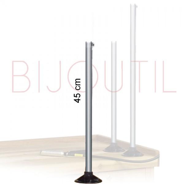 Stativ zu Werktischzubehör H 45cm, ∅21mm