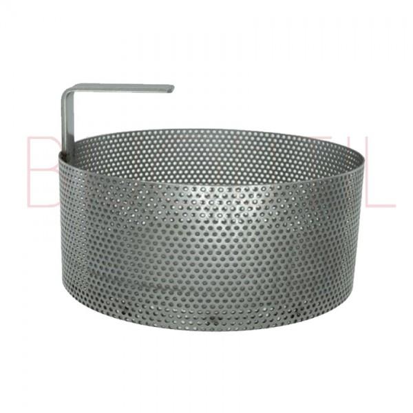 Edelstahl Korb ∅ 150 x H 70mm zu 23352