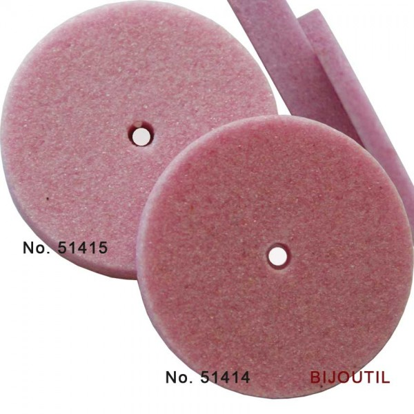 Grinding stone rose 19x2 mm