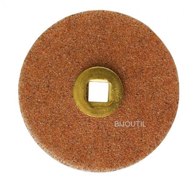 Moore disc, medium, garnet Ø 22mm, Snap-On