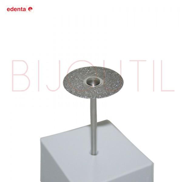 Trennscheibe diamantiert 0.20 x 22mm auf Schaft 2.34mm