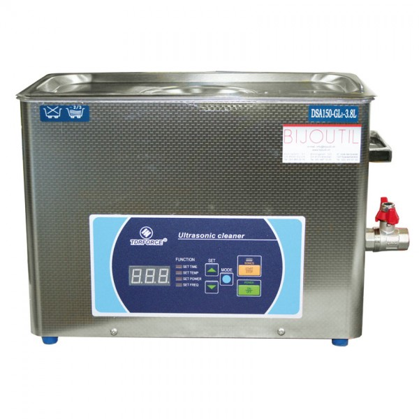 Ultrasonic cleaner GL 150 3.8 L