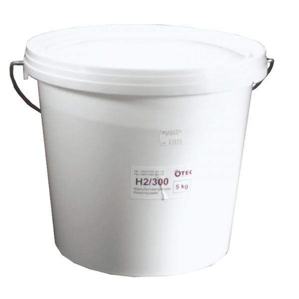 Granulé de noix rude H2/100 imprégn. pâte à meuler 5 kg