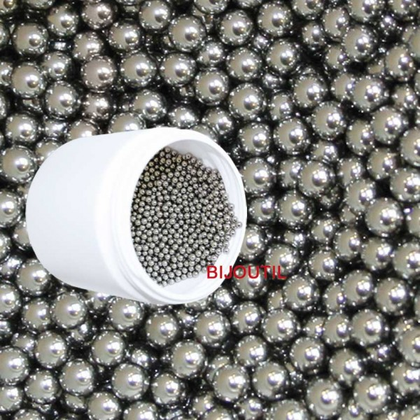 Polishing steel balls 4 mm