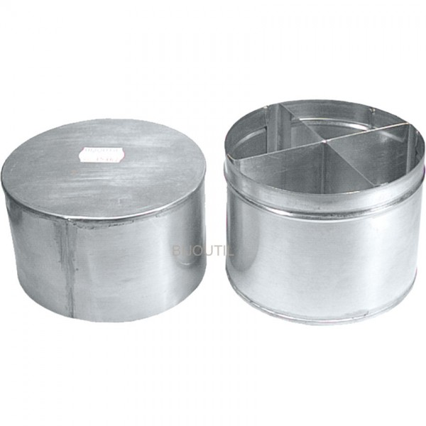 Punch box in tin simple