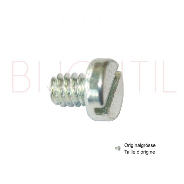 Screws for 25005 M1.6x2