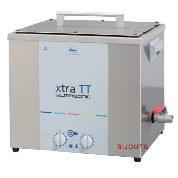Appareil ultrason X-tra TT 200 H 18L 220-240V, avec couvercle