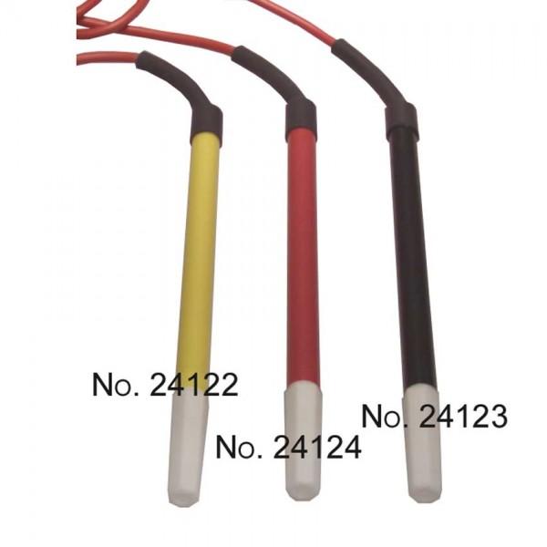 Stylo porte-électrodes noir