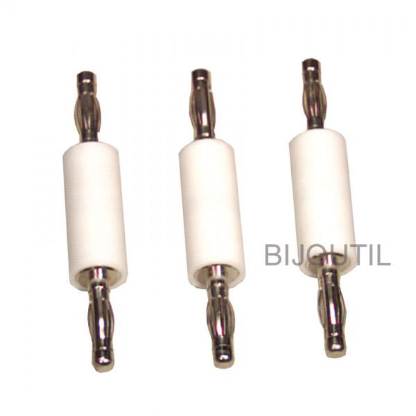 LIQ. Set of 3 contact-plugs