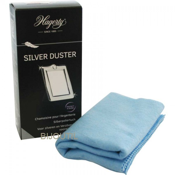HAGERTY Silver Duster 35x55 cm