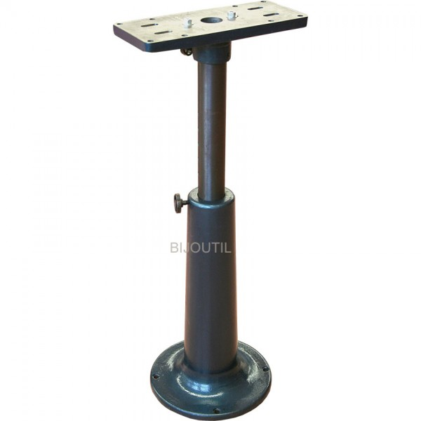 Universal stand, cast iron, H 103cm for 21455 / 21465 or 33851