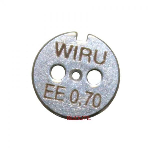 """Die """"EE"""" 0,7 mm"""