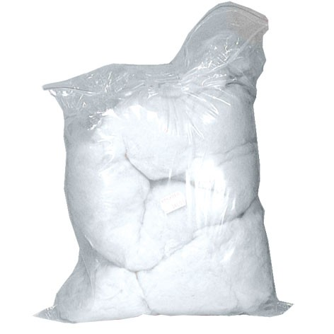 Filter of cotton per bag