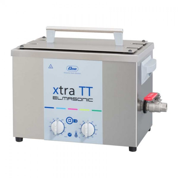 Ultrasonic cleaner X-tra TT 60 H 6.5 L 220-240V, incl. lid