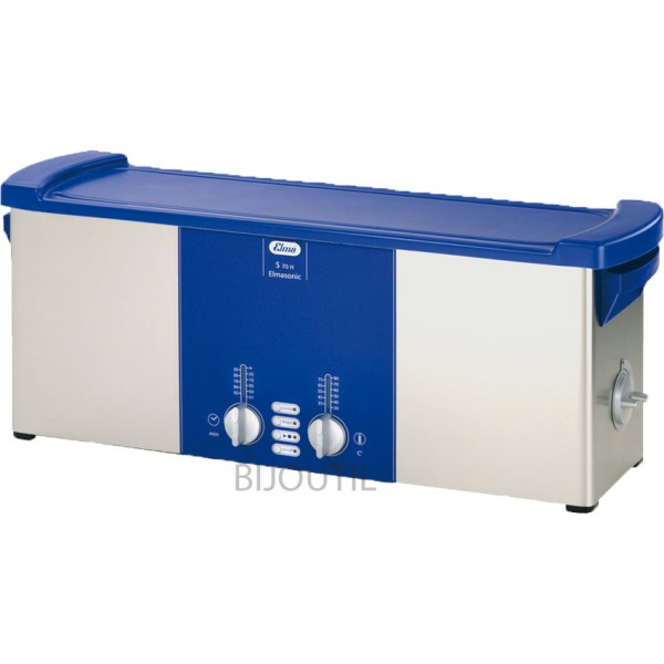 Ultrasonic cleaner S 70 H 6.90 l with cover