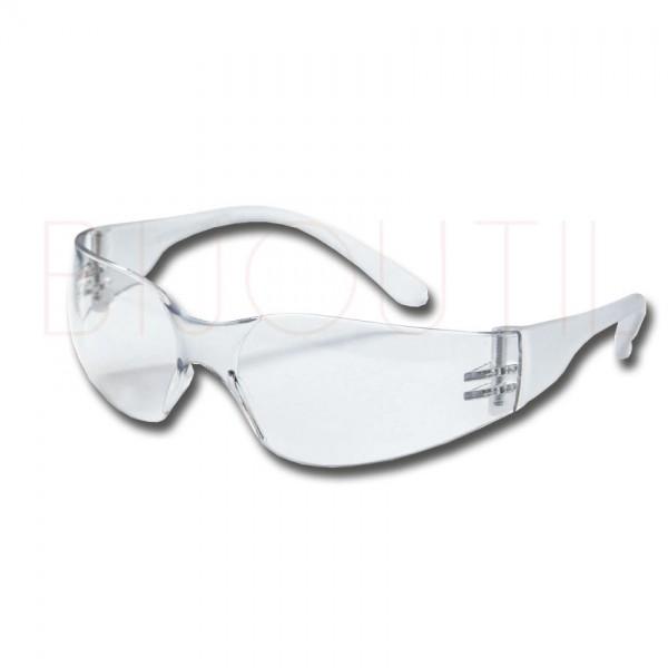 Schutzbrille, klar, einfaches Model
