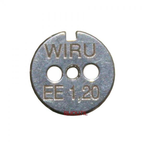 """Die """"EE"""" 1,2 mm"""