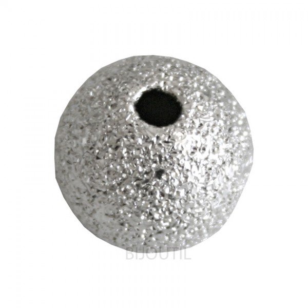 Zwischenteil Kugel 10mm, Si 925