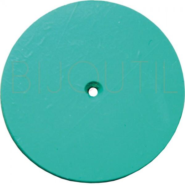 Polishing rubber wheels 22x3mm