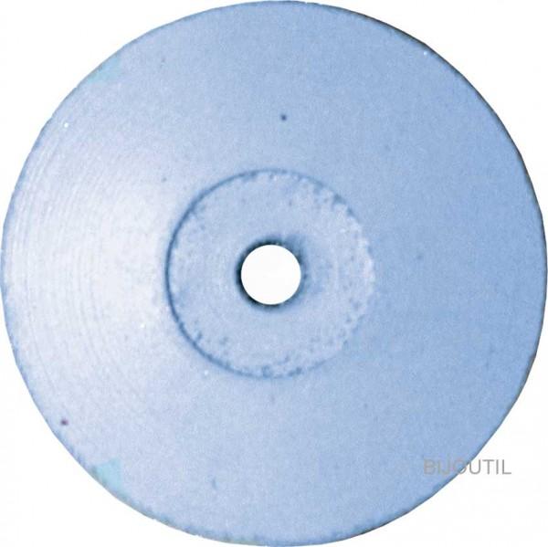 Rubber lens blue soft 16 mm