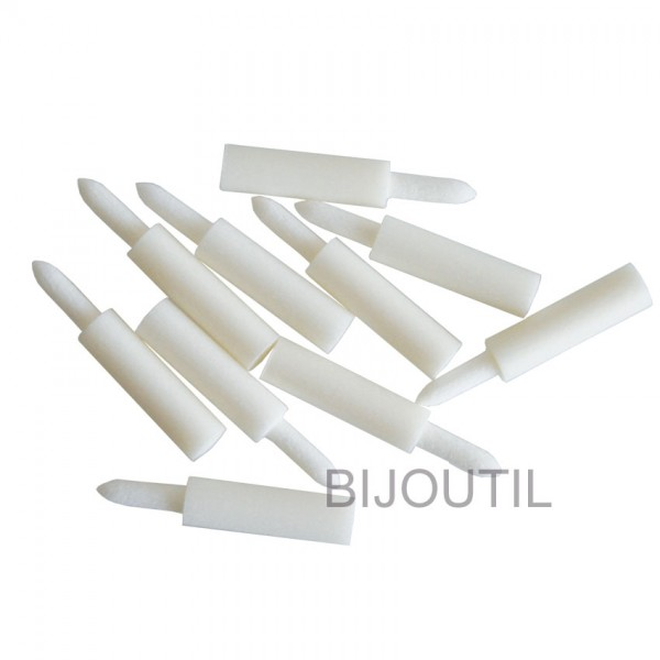 10 Glass-fiberpens extrapointed