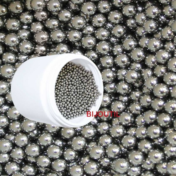 Polishing steel balls 2,4 mm