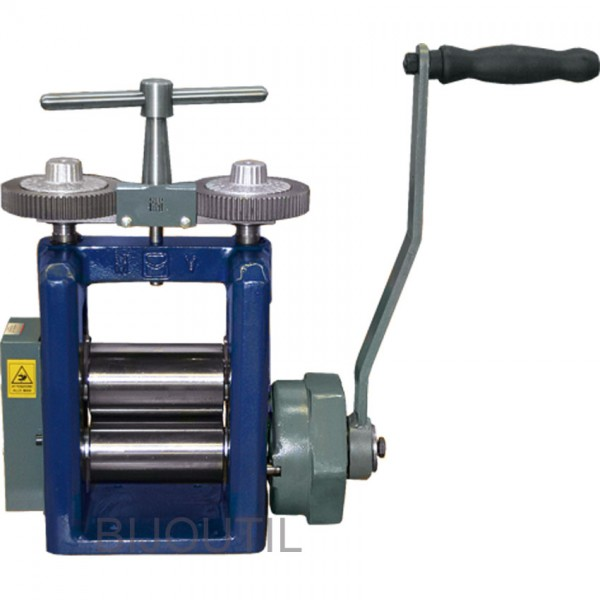 Rolling mill for sheet-metals