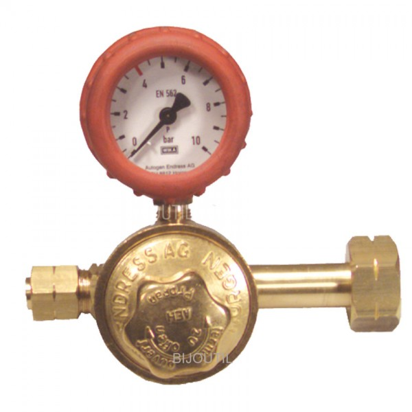 Pressure gauges big bottle