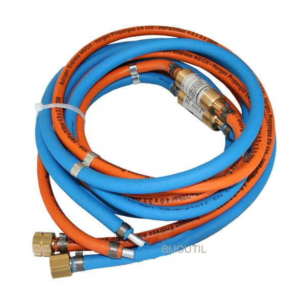 Hoses-kit 3 m without handle