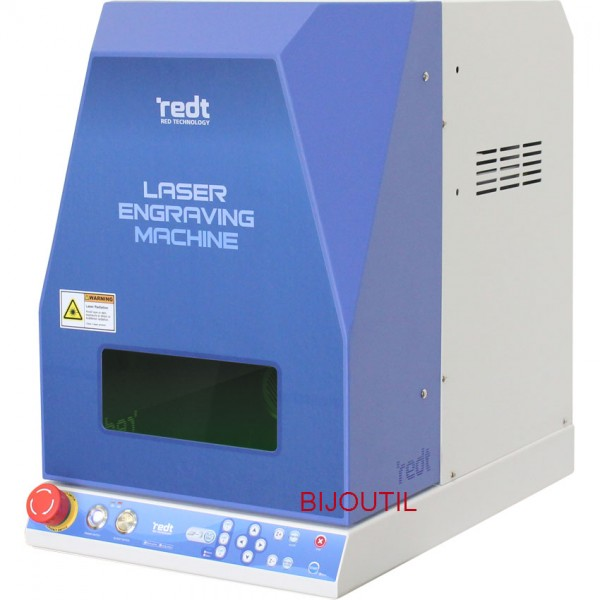 Laser Graviermaschine L100-20W 240V / 50Hz, inkl. software